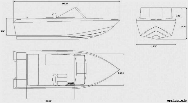лодки из картона купить